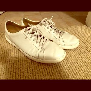 Cole Haan crosscourt leather shoes